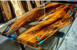 Epoxy Resin Table Top