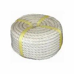 White Polypropylene Rope