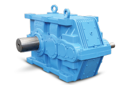 Fabricated Casing Helical Gear Boxes