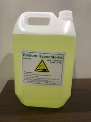Sodium Hypochlorite, Packaging Type: Plastic Can
