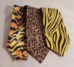 Animal Printed Ties