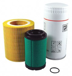 Air Filters of Chicago Pneumatic Compressors