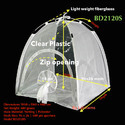 Insect Rearing Tent 2120s