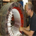 Industrial Electric Motor Rewinding Services