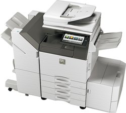 Sharp MX-3550N Color Multifunction Printer, Upto 35 ppm