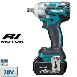 DTW281RME Cordless 1/2 Sq Drive Impact Wrench