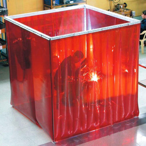 Welding Curtain at Rs 1200 /piece | Welding Curtains | ID: 18381879688