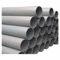 灰色4英寸农业PVC管