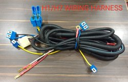 H1 H7 Head Lamp Relay Wiring Harness