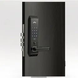 Black Godrej Digital Electronic Door Lock