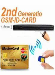 60333ae6e96 Spy GSM ID Card Shop GSM Box & Bluetooth Spy Earpiece Super Small Micro  Invisivble Wireless ...