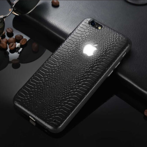 cheap for discount b54a2 25269 Leke Led Light Luxury Case Back Cover For Apple Iphone 6 / 7