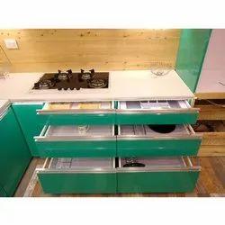 Modern Modular Kitchen Designing Services