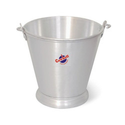 15 Liters Aluminum Milk Bucket