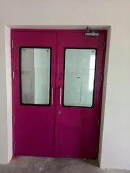 Powder Coated Steel Doors