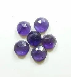 Amethyst Rose Cut