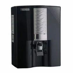 Black Plastic Blue Star Majesto RO Purifier, Features: Auto Shut-Off, Storage Capacity: 8 L