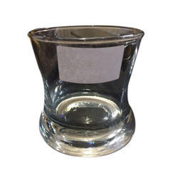 Transparent 220ml Diamond Glass