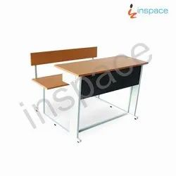 Excello - Two Seater - Student Desk & Bench