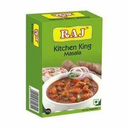 Raj Natural Kitchen King Masala
