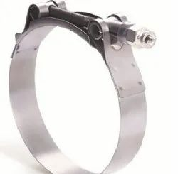 SS T-Bolt Clamp
