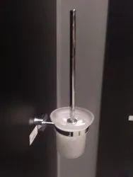 Silver Tumbler Holder Set, For Bathroom, Number Of Holder: 1