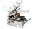 Stainless Steel Manual Encapsulation Machine, Capacity: Upto 6000 Capsule/hour