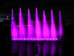 Musical Fountains, For Outdoor