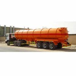 Truck Tanker Lorry Fabrication Service