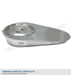 Bed Pan Male S.S