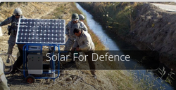 Solar For Defence