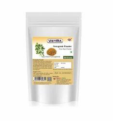 Vetra Fenugreek Powder Packaging Size 500 Grams