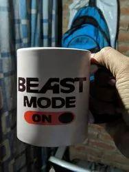 Ceramic Or Magic Cup Mug Printing, in Kanpur, For Gift