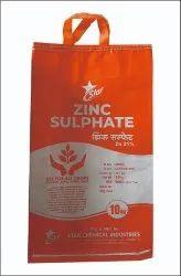 Ujwal Texprints BOPP Single Color Handle Bags