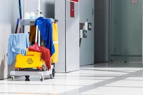 Facility Management Services and Housekeeping And Sanitation