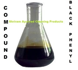 Shriram Ayurved Black Phenyl Compound, Packaging Type: 50 ltr and 200 ltr