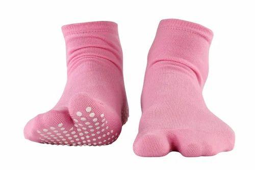 Woolen Anti Slip Ink Socks