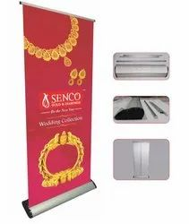 Premium Roll Up Standee