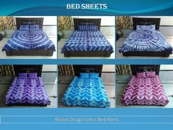 Tie Dye Shibori Bed Sheet Sets