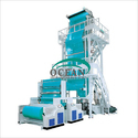 Blown Film Extrusion Machine
