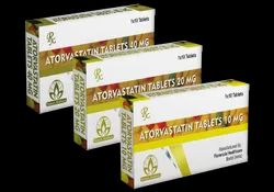 Atorvastatin Tablets 10mg/20mg/40mg