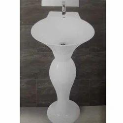 White Cera Wash Basin