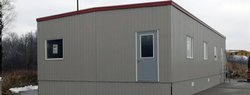 Commercial Modular Construction Site Steel Buildings