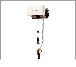 Air Balancer With Balance Control Module