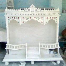 Inlay Design Beautiful Stone Mandir