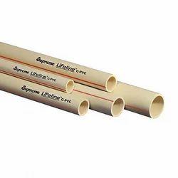 Supreme Lifeline CPVC Pipes