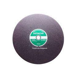 Black Mild Steel HItachi Cut Off Wheel, Cutting Material: Ms Or Ss