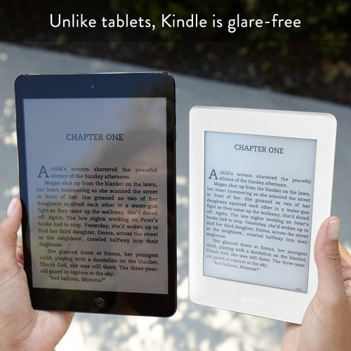 Kindle Paperwhite Wifi 3G (300 ppi) (White)
