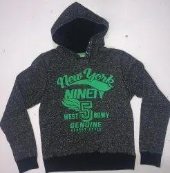 Winterwear Multicolor Sweatshirt