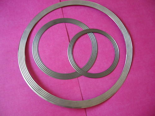 SS Corrugated Ring